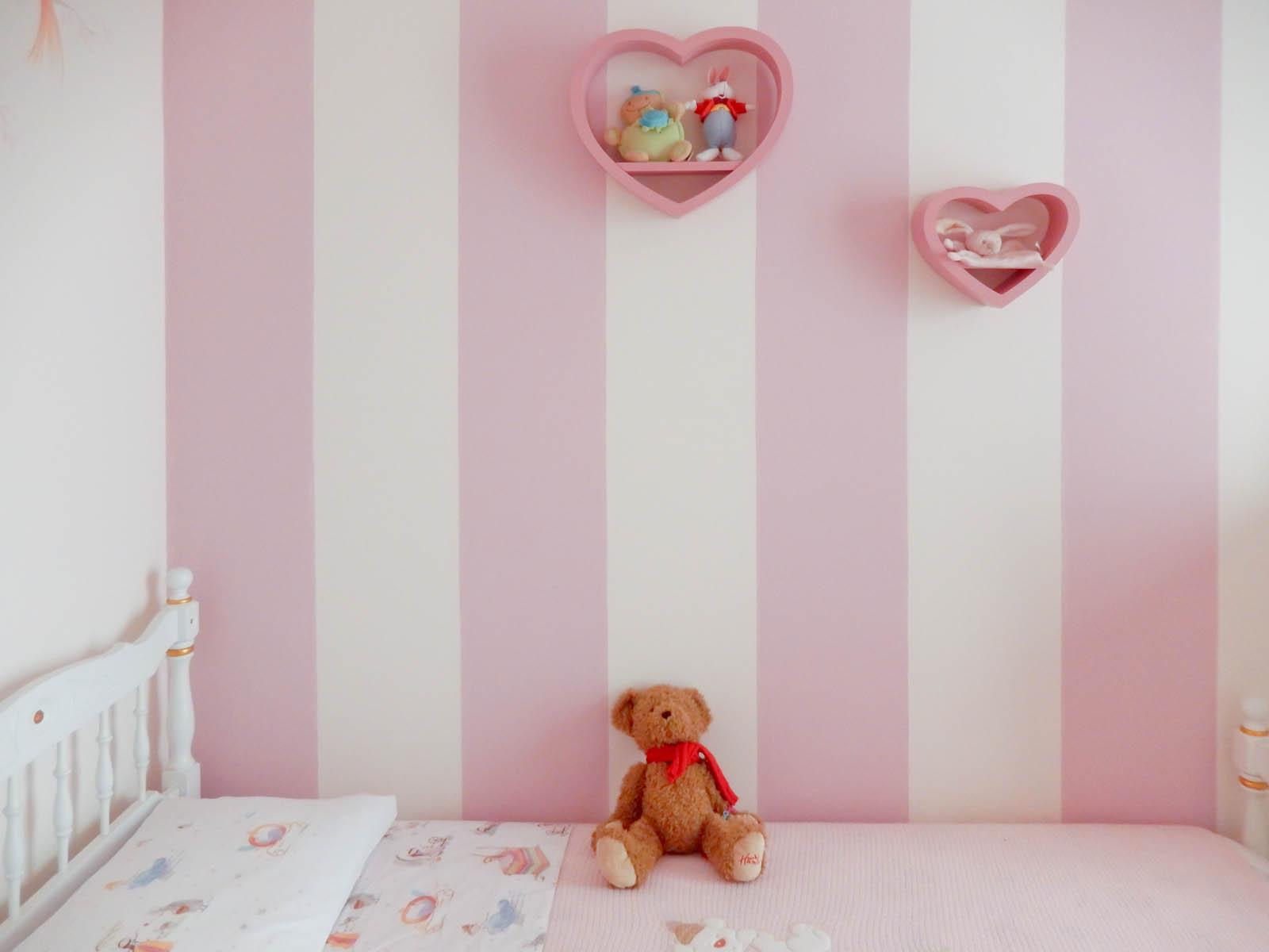Decorazione cameretta bimba arredare la cameretta dei bambini idee fai da te facili da - Decorazione cameretta bimba ...
