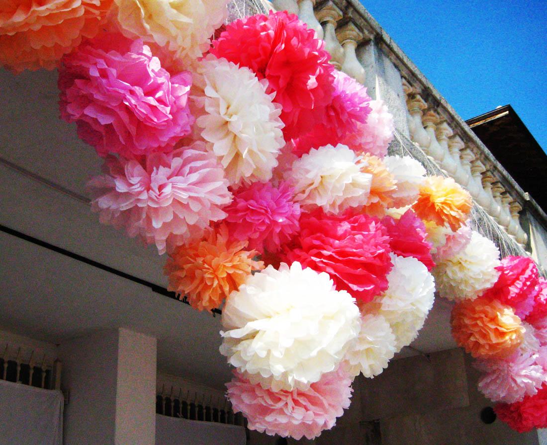 Nel pieno della fioritura wonderland studio creativo for Sculture di fiori