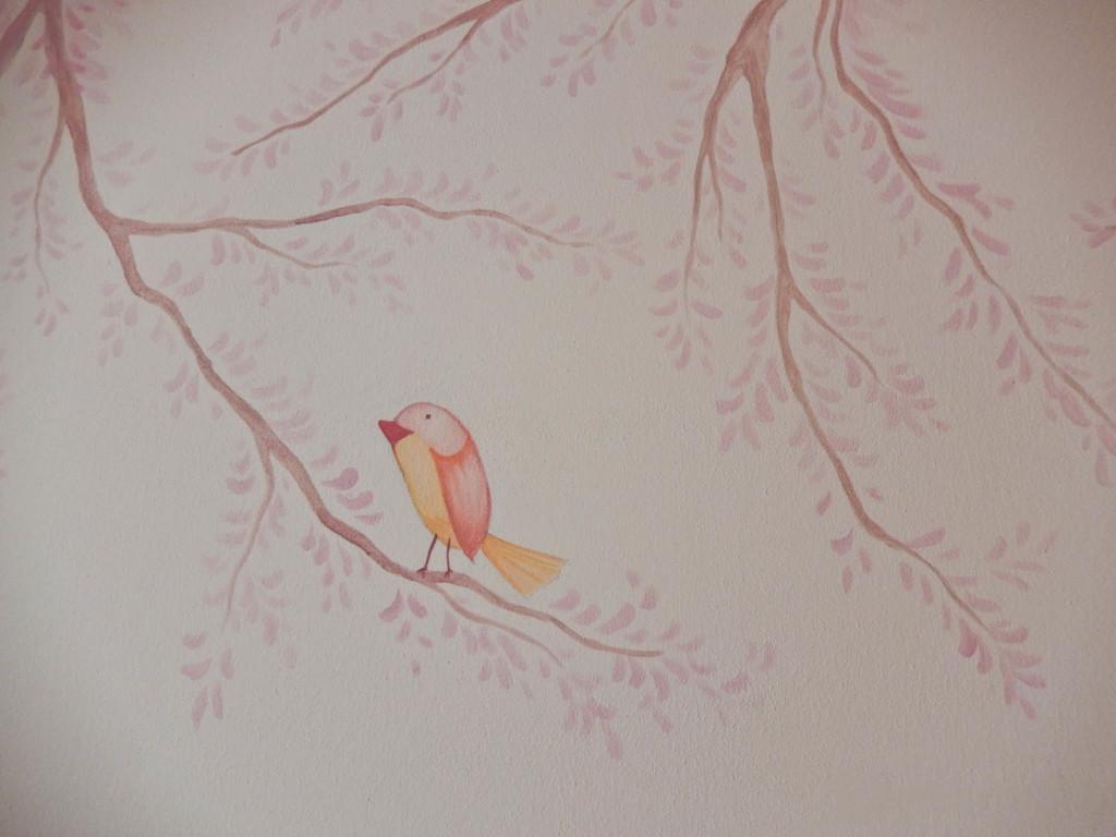 cameretta-bambina-piacenza-decorazione-alberi