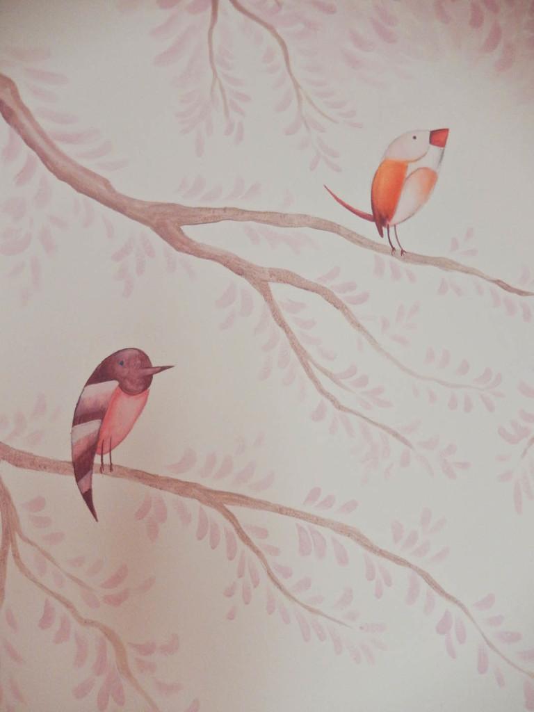 cameretta-bambina-piacenza-decorazione-bosco