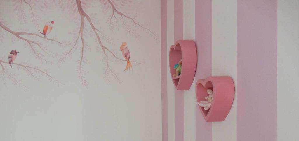 cameretta-bambina-piacenza-decorazione-righe