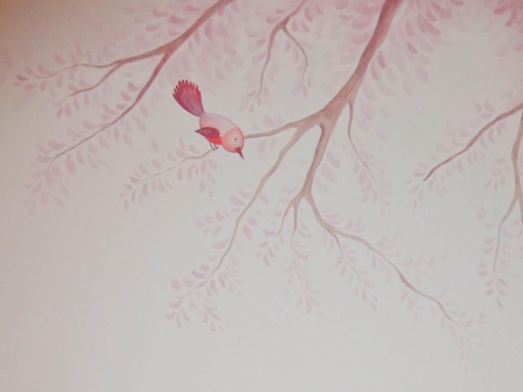 cameretta-bambina-piacenza-decorazione-uccellini